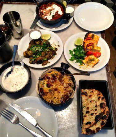 How may times could we eat Indian food in a week!