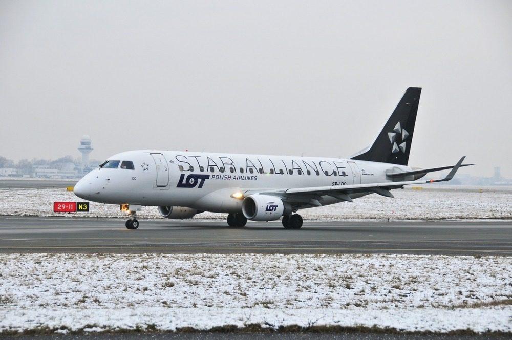 Star Alliance Airpane
