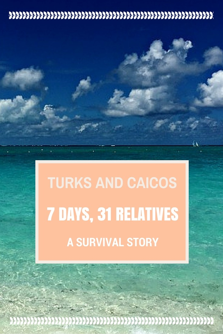 Turks and Caicos Survival story