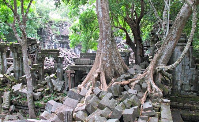 Beng Mealea Angkor Wat