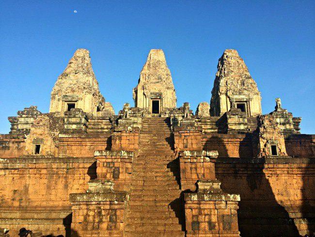 East Mebon Angkor Wat