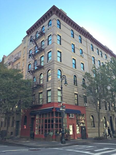 New York Greenwich Village
