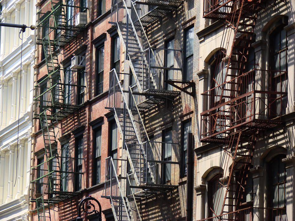 New York City Tenement