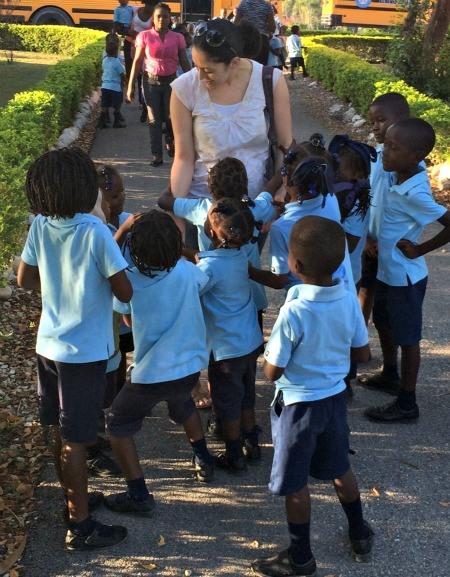 Haiti kids