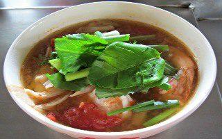 Thai Cooking Tom Yum