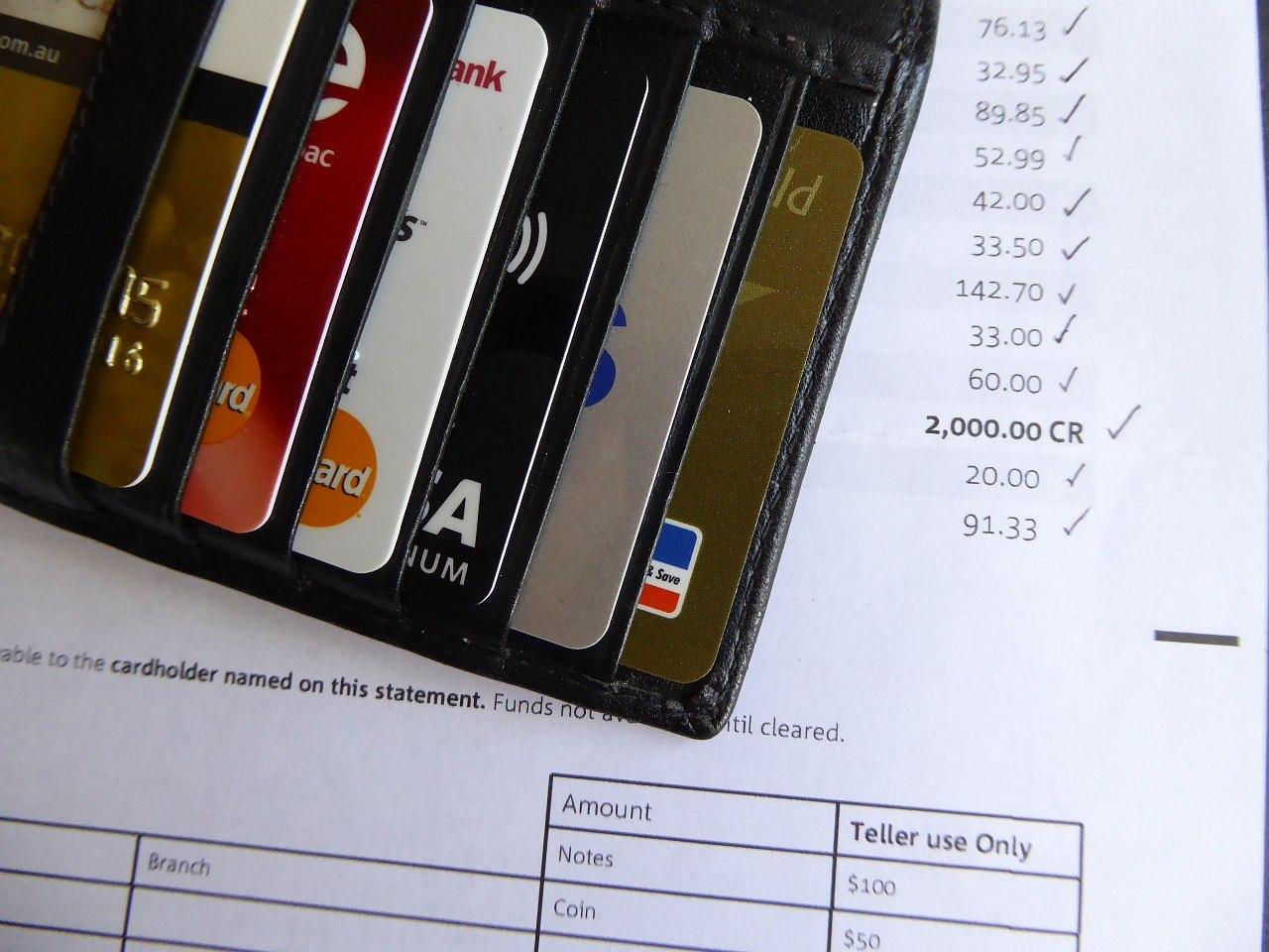 credit-card-stock