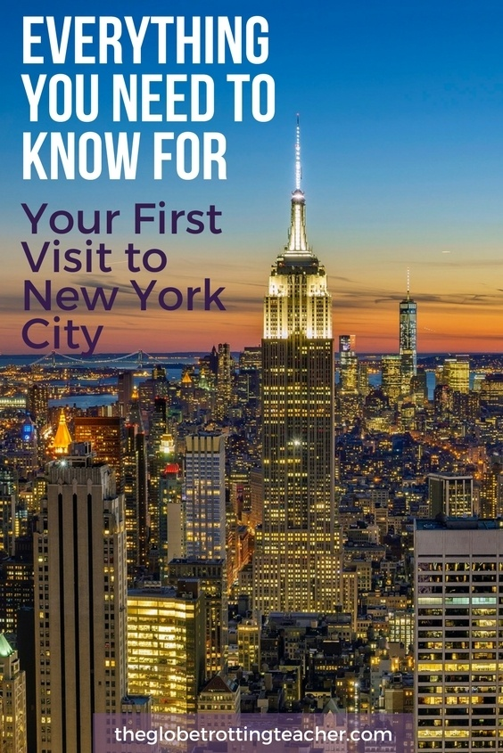 Planning New York City Travel? This is a complete NYC guide with itinerary tips, things to do, where to stay, & more + A FREE NYC Cheat Sheet to take with you on your trip! #NYC #Travel #NewYorkCity #NYCThingsToDo #Bucketlist #CityGuide #NYCguide #nyctrip #nycitinerary