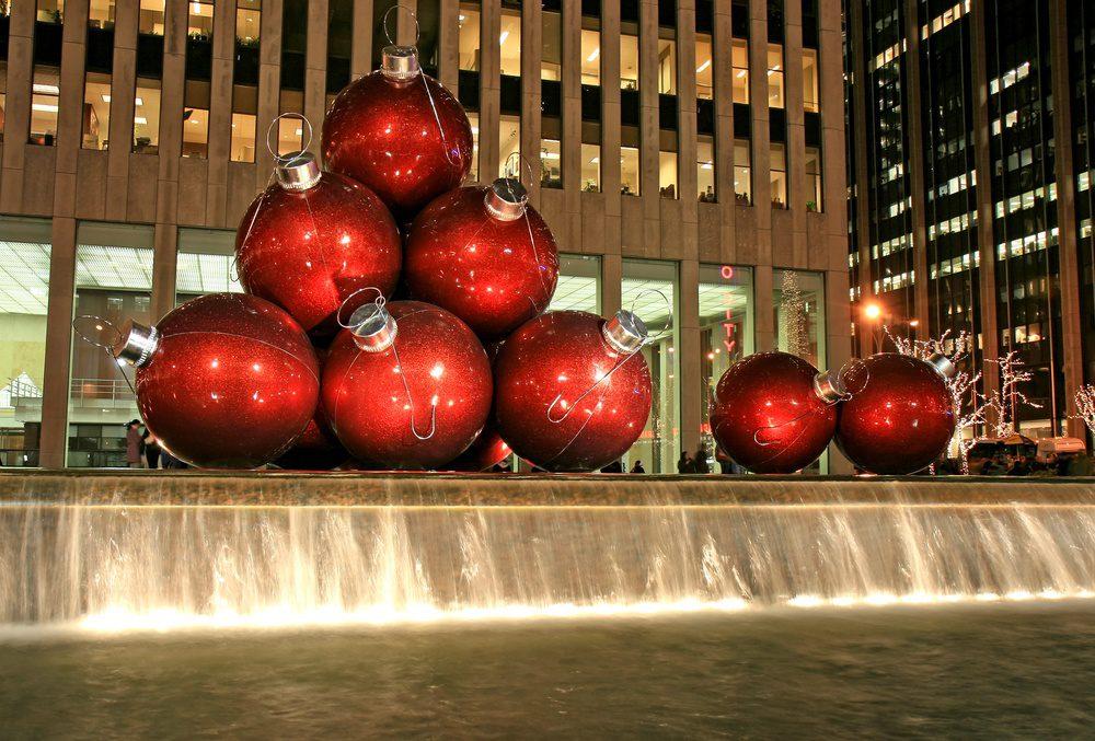 New York City Christmas Decorations