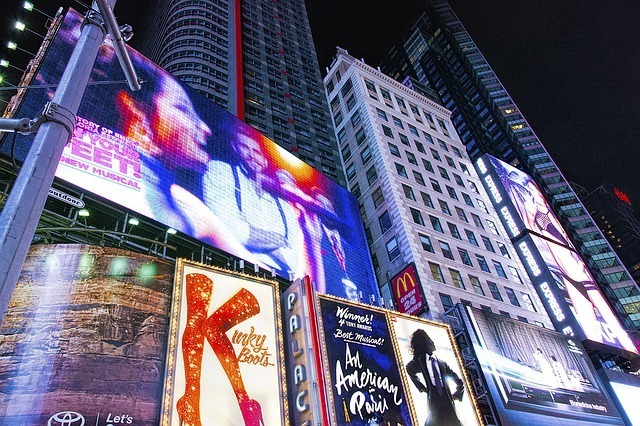 times-square NYC