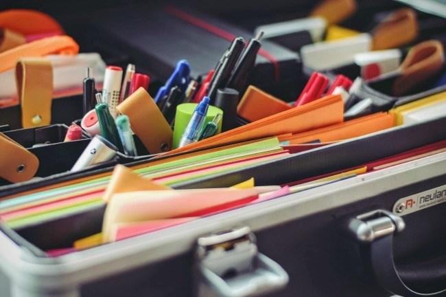 organize before travel hacking