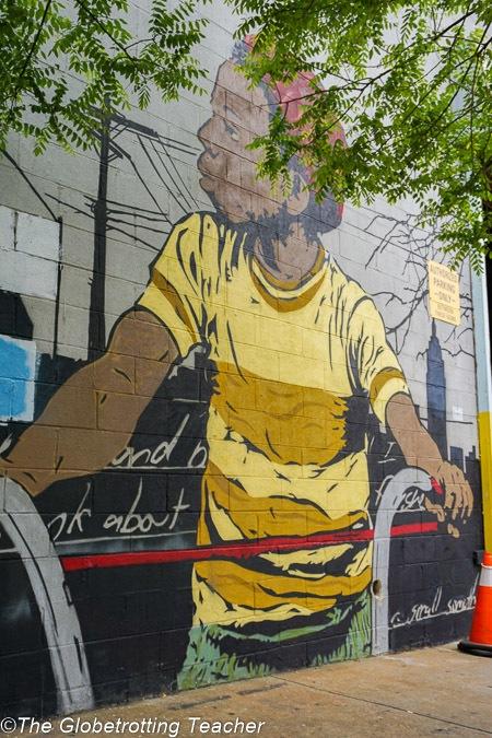 Brooklyn Street Art New York City