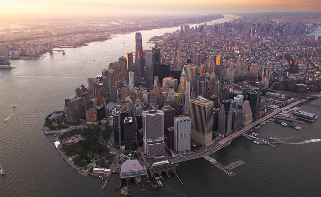 Lower Manhattan Where to Stay in New York City