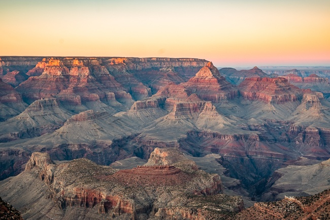 Grand Canyon things to do