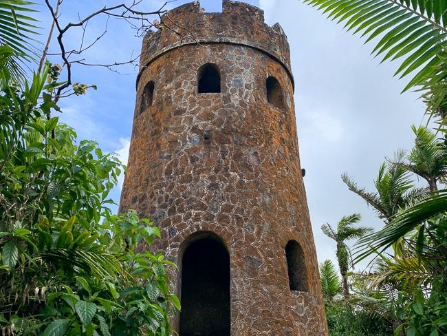 El Yunque trails