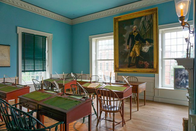 Kent County Delaware Old State House Dover