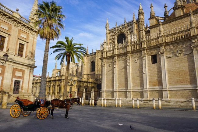 15 Dazzling Things To Do In Seville Spain The Globetrotting Teacher
