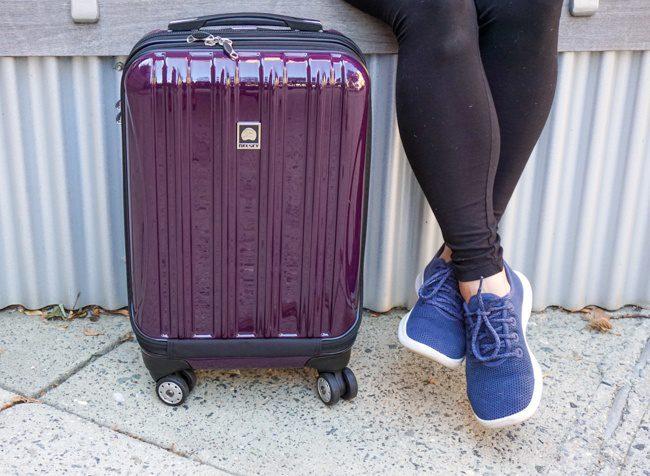 Delsey Paris Luggage Aero