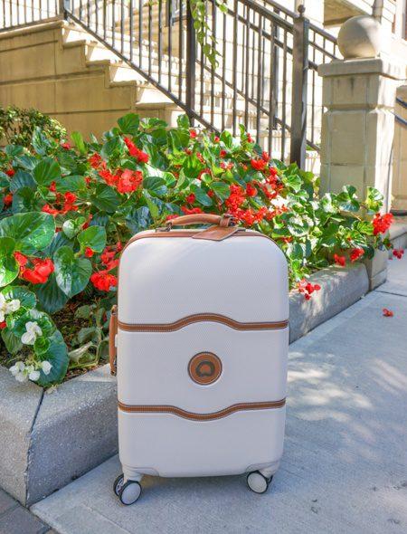 Delsey Paris Luggage Chatelet