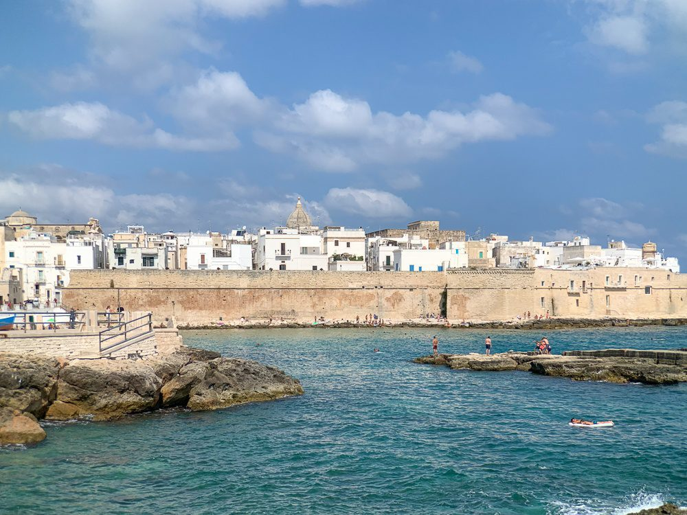 Monopoli Water and City View Italy