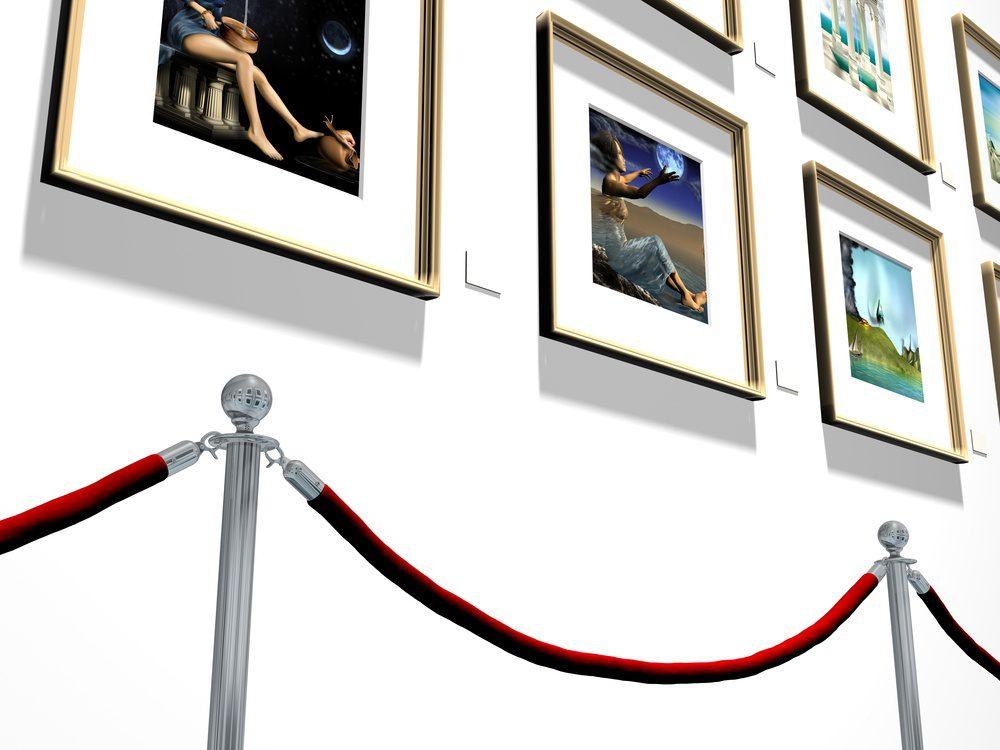Art gallery Chelsea NYC