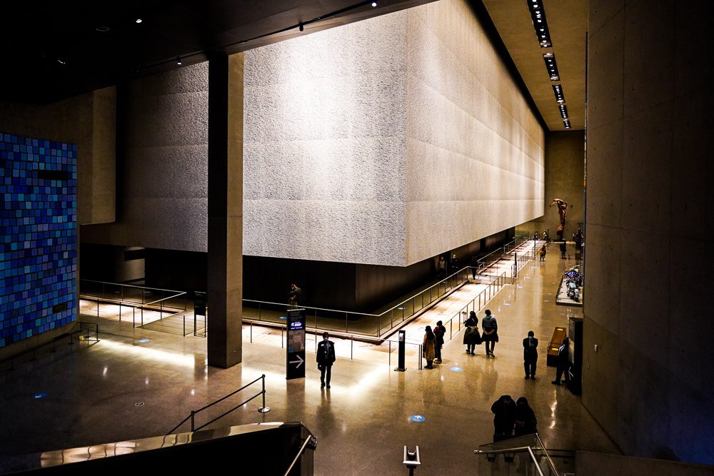 911 museum NYC